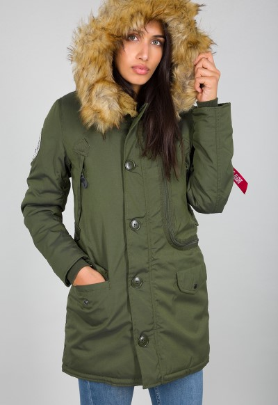123002 257 alpha industries polar jacket wmn women jacket 003 Custom
