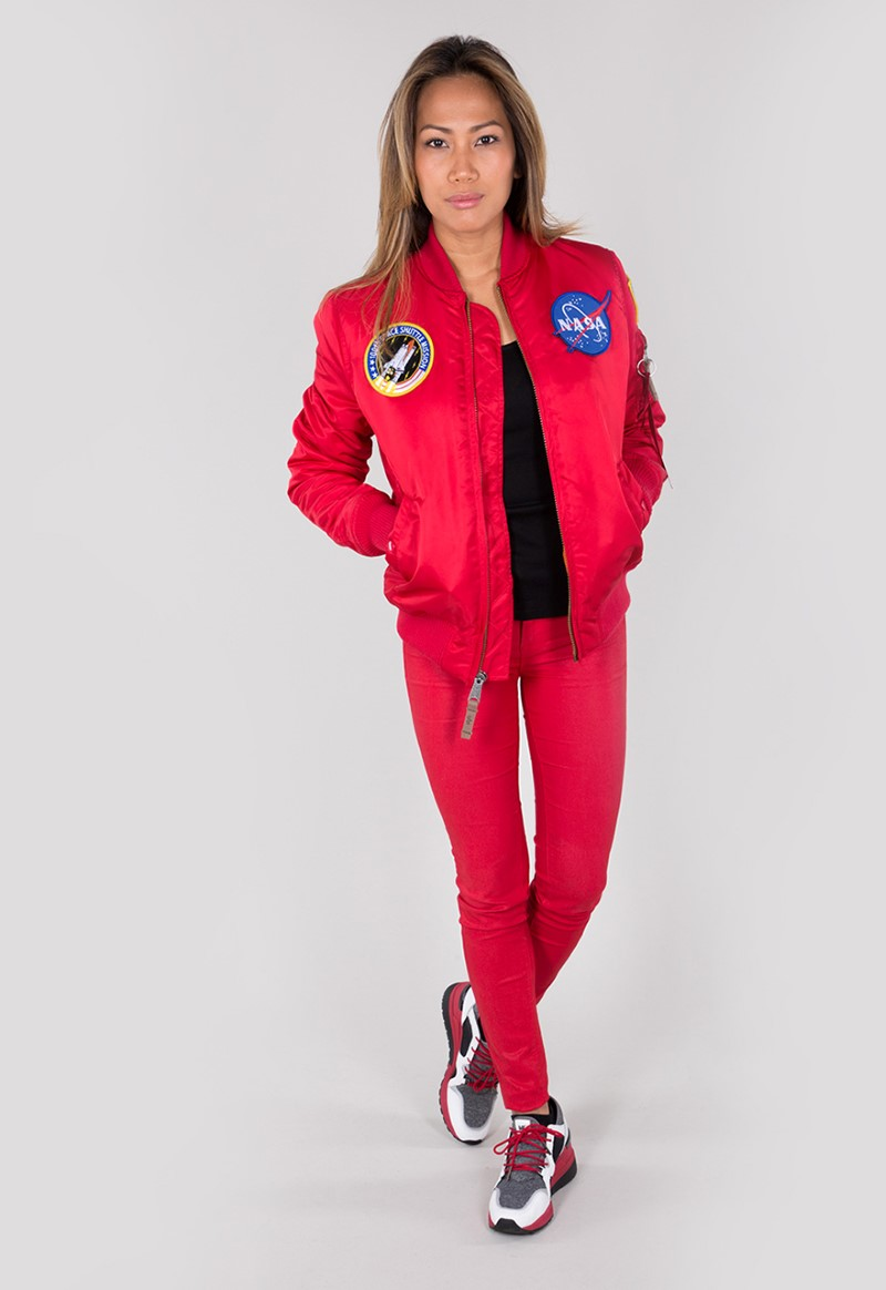 168007 328 alpha industries ma 1 vf nasa wmn wmn jacket 004 Custom