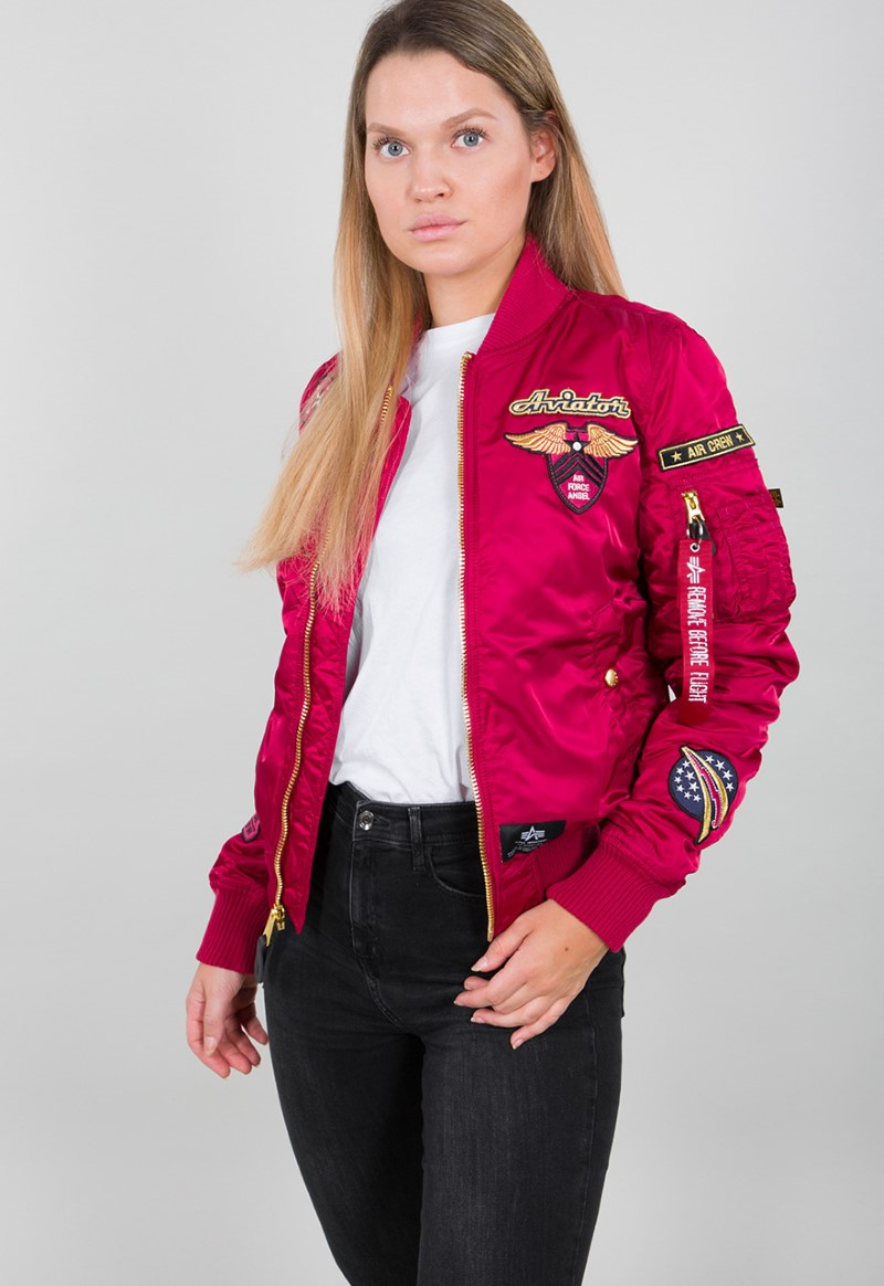 198016 454 alpha industries ma 1 custom wmn women jacket 001 Custom