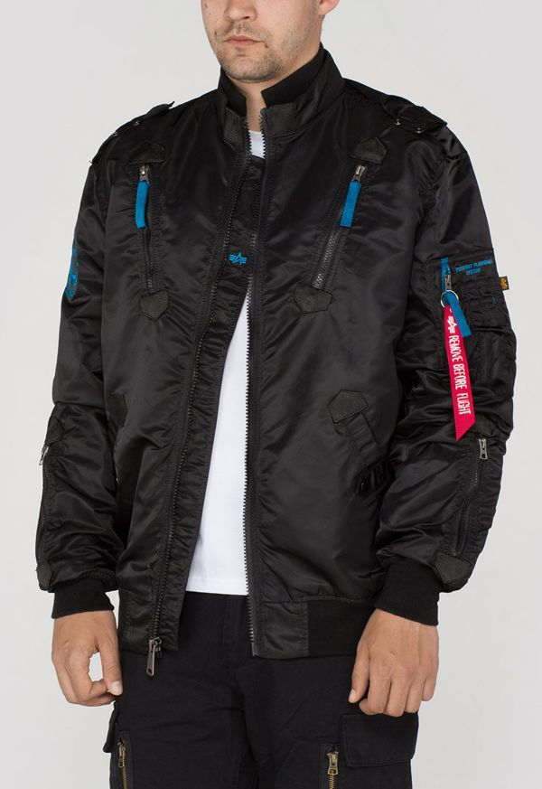 156109 03 alpha industries falcon II bomber dzseki
