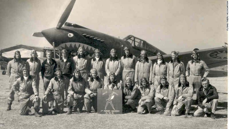 flying tigers 3rd squadron